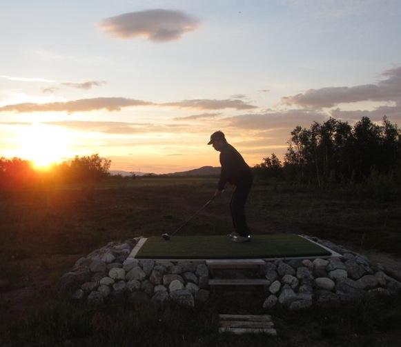 Golf er magisk