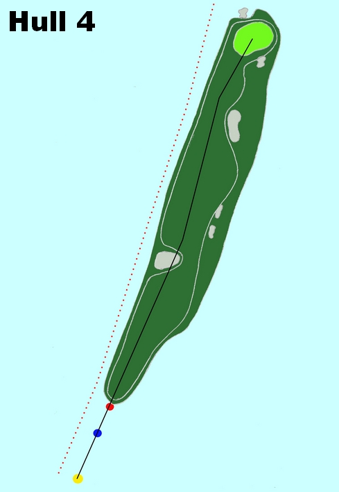Hull 4 (Par 5, Indeks 11)