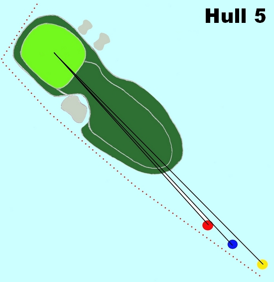 Hull 5 (Par 3, Indeks 15)
